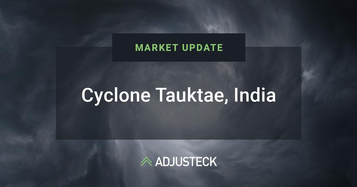 Cyclone Tauktae, India - Market Update No. 1